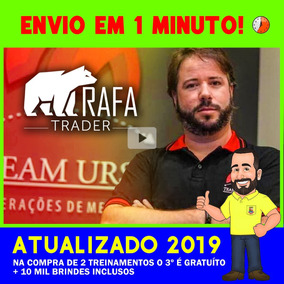 Camp Trading Start Rafa Trader Atualizado 2019+brindes
