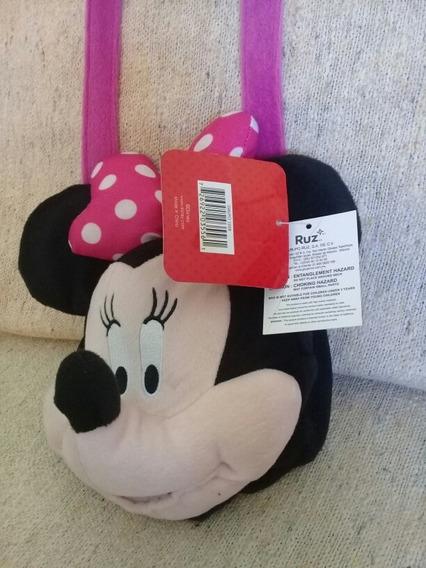 Cartera De Minnie Original Disney!
