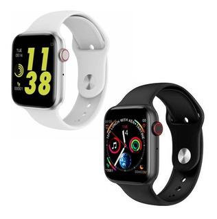 Relógio Smartwatch W34 Serie4 44mm Notificações Ligação Top