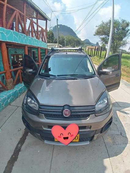 Fiat Uno Sedan 5 Puertas