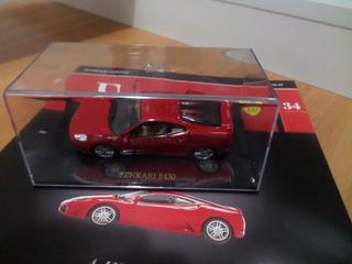 Miniatura Ferrari Colection Panini F 430 - Escala 1/43