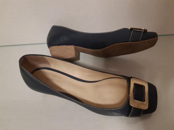 Sapato Capodarte Azul