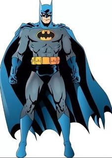 Kit Imprimible Batman Fiesta 3x1
