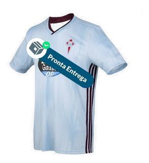 Camisa Celta De Vigo 19/20 Uni. 1 - Pronta Entrega