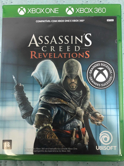 Assassins Creed Revelations (xbox One E 360)