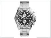 Relógio Fossil Masculino Dean Prata - Fs5112/1pn