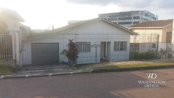 Terreno À Venda, 444 M² Por R$ 650.000,00 - Três Marias - São José Dos Pinhais/pr - Te0210