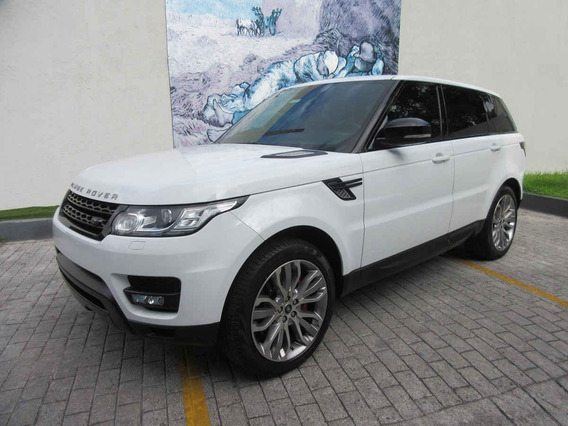 Land Rover Range Rover Sport 2014 5.0l Supercharged At
