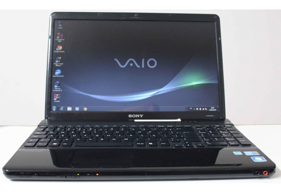 Notebook Sony Vaio Vpceb15fb Intel Core I3 4gb 320gb Alphanumérico (não Enviamos)