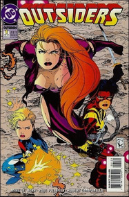 Dc Outsiders - Volume 1