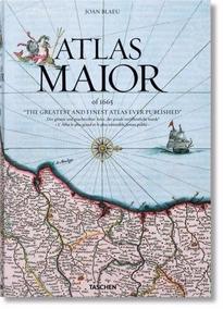 Livro - Blaeu: Atlas Maior Of 1665 (multilingual Edition)