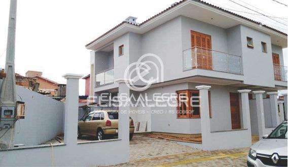 Sobrado Com 2 Dorms, São José, Canoas - R$ 360 Mil, Cod: 1311985 - V1311985
