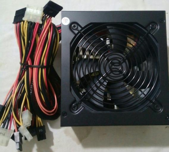 Fuente De Poder Cooler Master 650w (oferta)