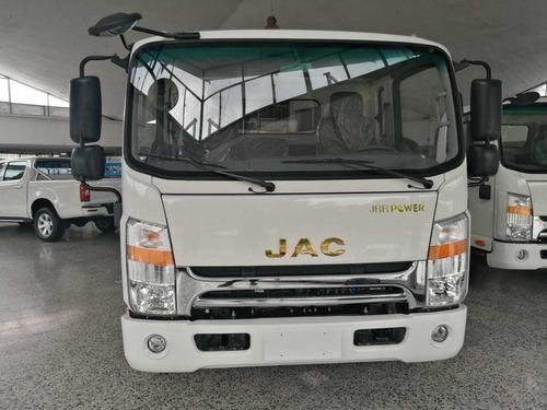Jac Jrr  Cabina Y Media - Cummins - Pbv 10.490 Kg