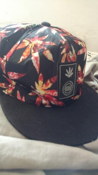 Gorra Cannabis