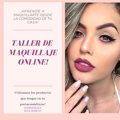 Clases De Automaquillaje Online!