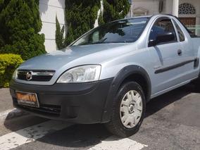 Chevrolet Montana 1.4 Conquest Econoflex 2p 2009 Prata