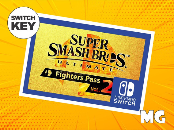 Super Smash Bros Ultimate Fighter Pass 2 Dlc Switch Digital