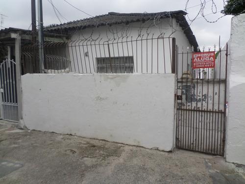 Casa Para Aluguel, 1 Quarto, Limão - São Paulo/sp - 482