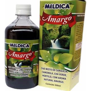 Chá Amargo 500ml (original) 100% Natural - Méldica