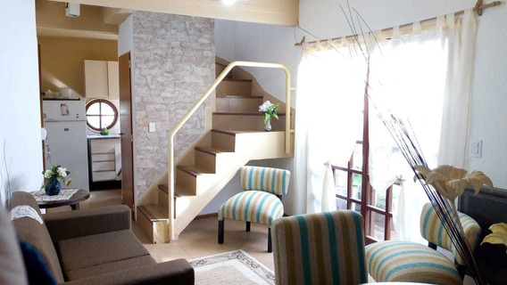 Alquiler Duplex Pinamar, 4 Ambientes Con Cochera.