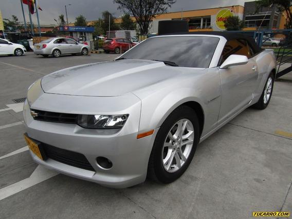 Chevrolet Camaro Lt Convertible