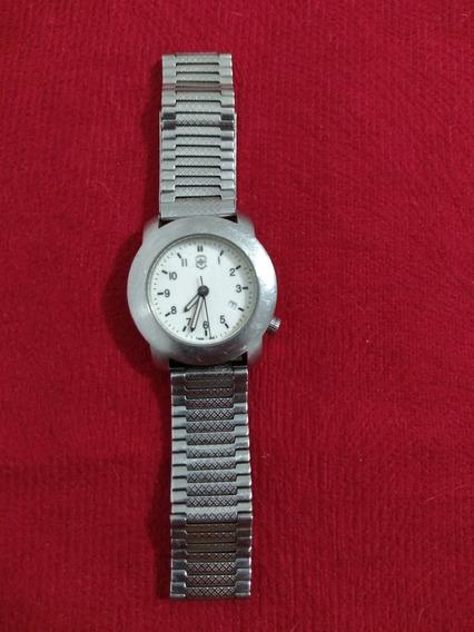 Relógio Victor Inox Quartz Feminino