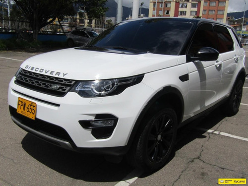 Land Rover Discovery Sport Se 2019