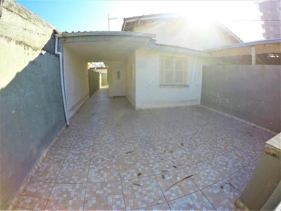 Casa Geminada Com 2 Dormitórios Para Alugar, 68 M² Por R$ 1.600/mês - Boqueirão - Praia Grande/sp - Ca0478