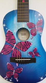 Guitarra First Act Discovery, Modelo Mariposas