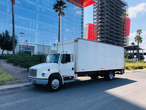 Camion Rabon Volteo Pipa Freightliner Fl
