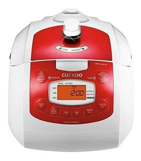 Presión De Cuco Eléctrica Arrocera Crp-fa0610fr (rojo)