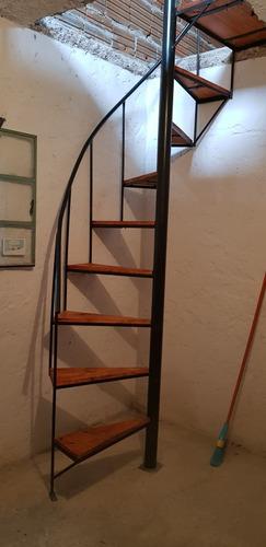 Escaleras Caracol 13500 Colocada