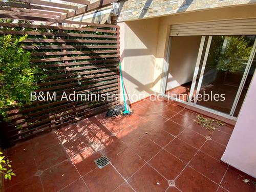 Alquiler Apartamento 1 Dormitorio Malvin - Patio