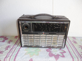 Antiga Radio General Electric Só A Caixa