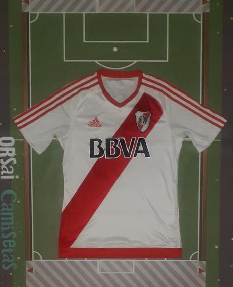Camiseta De River Plate Bbva M