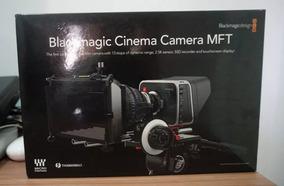 Camera Black Magic Cinema 2.5k Nova