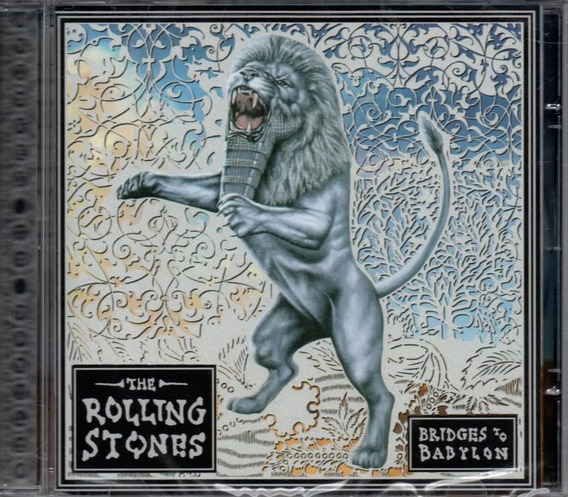 Cd - The Rolling Stones - Bridges Babylon - Lacrado