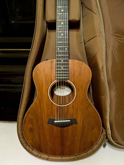 Guitarra Electroacústica Taylor Gs Mini-e Koa C/funda Nueva!