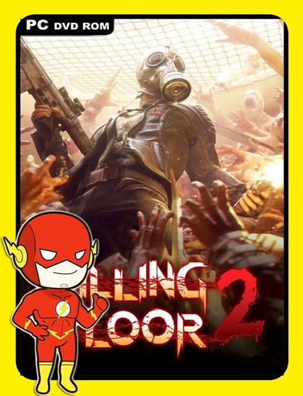 Killing Floor 2 Pc - Steam Key (envio Flash)