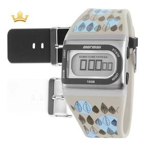Relógio Mormaii Troca Pulseiras Fzi/8b Com Nf