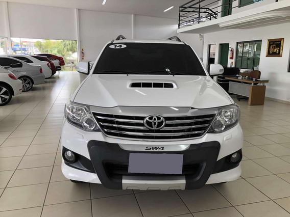 Toyota Hilux Sw43.0 Srv 4x4 7 Lugares 16v Turbo Intercooler