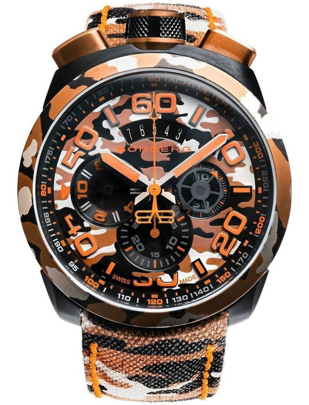 Reloj Bomberg Para Hombre Modelo: Bs447