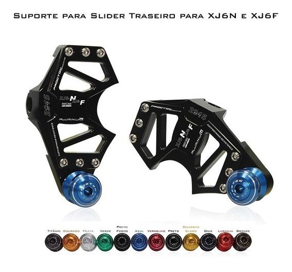 Slider Balança Traseiro Procton Yamaha Xj6 Xj6f Xj 6f