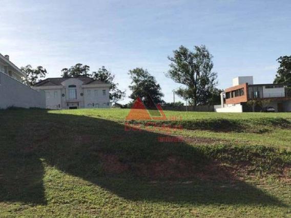 Terreno Residencial À Venda, Alphaville Nova Esplanada, Votorantim. - Te0241