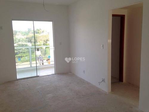Apartamento À Venda, 55 M² Por R$ 270.000,00 - Maria Paula - São Gonçalo/rj - Ap38416