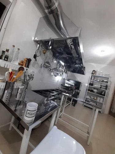 Espaço Gastronômico/restaurante/cozinha Para Delivery/bar