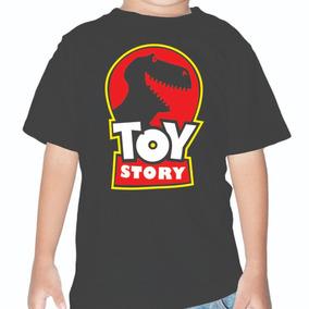 Playera Infantil Y Juvenil Toy Story 4 Disney Pixar
