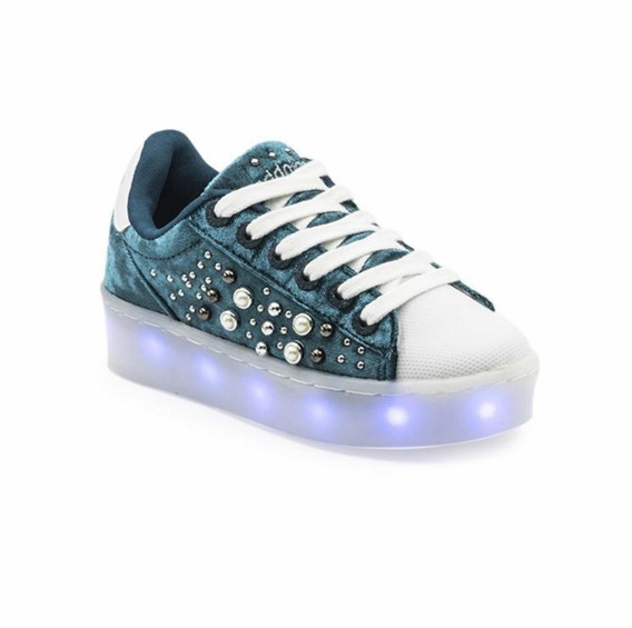 Zapatillas Addnice, Luces, Talle: 32 (21cm)