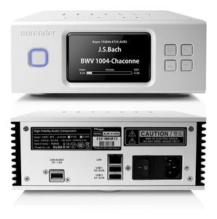 Servidor De Audio Aurender X100 Audiofilo